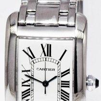 Cartier Tank Américaine 1741 подержанные