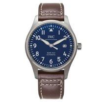 IWC Pilot Mark nuevo Automático Reloj con estuche y documentos originales IW327004