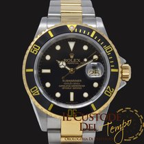 Rolex Submariner Date 16613LN 2006 pre-owned