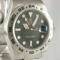 Rolex Explorer II 216570 Very good Steel 41mm Automatic