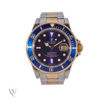 Rolex Submariner Date 16803 1987 tweedehands
