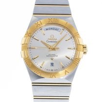 Omega Constellation Day-Date 123.20.38.22.02.002 2010 occasion