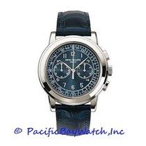 Patek Philippe Chronograph Platinum 42mm Blue United States of America, California, Newport Beach