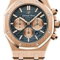 Audemars Piguet Royal Oak Chronograph Pозовое золото 41mm Россия, Moscow