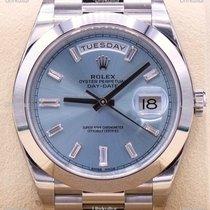 Rolex Platin 40mm Automatik 228206 neu Deutschland, Duisburg/München/Linz