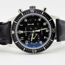 Zenith Pilot Type 20 Steel Black No numerals