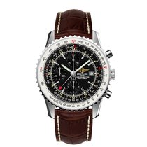Breitling Men's A2432212B726439XA20BA.1 Navitimer  World ...