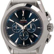 Omega - Seamaster Aqua Terra Chronograph ''London'...