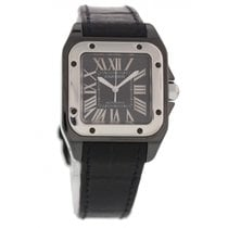 Cartier Santos 100 Automatic Stainless Steel 2878