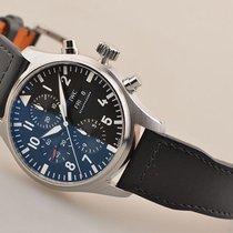 万国  (IWC) 【SOLD】Classic Pilot's Automatic Chronograph Mens...