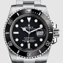 Rolex Submariner Date 116610 Ceramic Bezel Box & Paper 2017