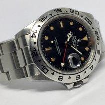 Rolex Explorer II Patina Dial 1987