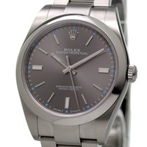 Rolex Oyster Perpetual Ref-114300 Stainless Steel Box Papers...
