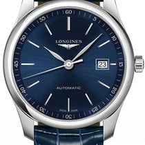 Longines Master Collection Steel 40mm Blue United States of America, New York, Airmont