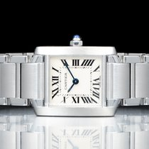 Cartier Tank Francaise Lady  Watch  W51008Q3 / 2384