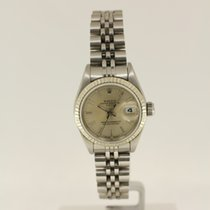 Rolex Oyster Perpetual Lady Date from 1993 complete with B + P