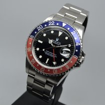 Rolex GMT Master II  PEPSI UNPOLISHED MINT FULL SET NO HOLES