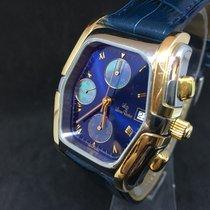 Lucien Rochat KRON - Tonneau Blue - Chrono Automatic - MOP...