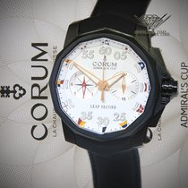 Corum Admiral's Cup Leap Second Foudroyante 48 Mens Watch...