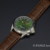 Seiko Spirit Steel 38mm Green Arabic numerals