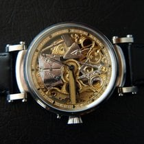 Glashütte Original - Masonic skeleton wristwatch - Men -...