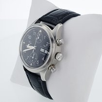 IWC Pilot Automatic Chrono Day Date Mens watch IW3706