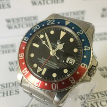 Rolex GMT Master - Pepsi - 1967 - LC100 - Box & Papers..