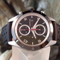 Montblanc Timewalker Chronograph Steel/Ceramic 116096 NEW
