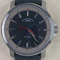 格拉苏蒂 29er 钢 42,4mm 灰色 无数字