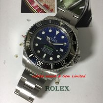 劳力士  116660 D-Blue Sea-Dweller Deepsea 44mm Random Watch only