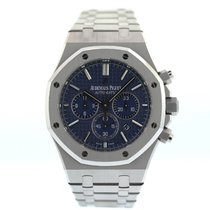 Audemars Piguet 26320ST.OO.1220ST.03 Steel 2013 Royal Oak Chronograph 41mm pre-owned United States of America, New York, New York