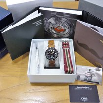 Oris Divers Sixty Five Movember Edition Full Set