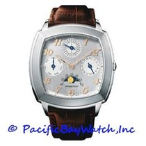 Audemars Piguet Tradition White gold 47mm Silver Arabic numerals