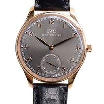 IWC Portuguese Hand-Wound IW545406 new