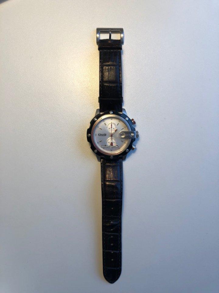 38e7a200d Dolce & Gabbana Sean Chronograf en venta por MX$ 3,306 por parte de un  Vendedor privado de Chrono24