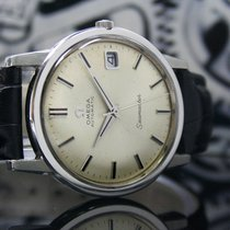 Omega Seamaster Steel 34mm No numerals
