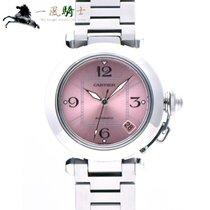Cartier Pasha C Steel 35mm Pink