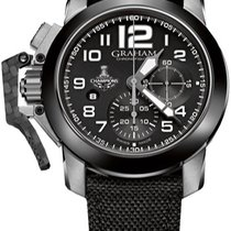 Graham Chronofighter Oversize 2CCAC.B08A.T12 nieuw