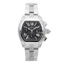 Cartier Roadster pre-owned 48mm Steel