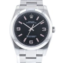 Rolex Oyster Perpetual 36 Steel 36mm Black United States of America, Georgia, Atlanta