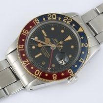 Rolex 6542 Steel 1956 GMT-Master 38mm pre-owned