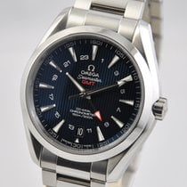 Omega Seamaster Aqua Terra Steel 43mm Blue No numerals United States of America, Ohio, Mason