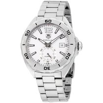 TAG Heuer Formula 1 Calibre 6 Steel 41mm White United States of America, New York, Brooklyn