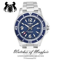 Breitling Superocean II 44 new Automatic Watch with original box and original papers A17367D81C1A1