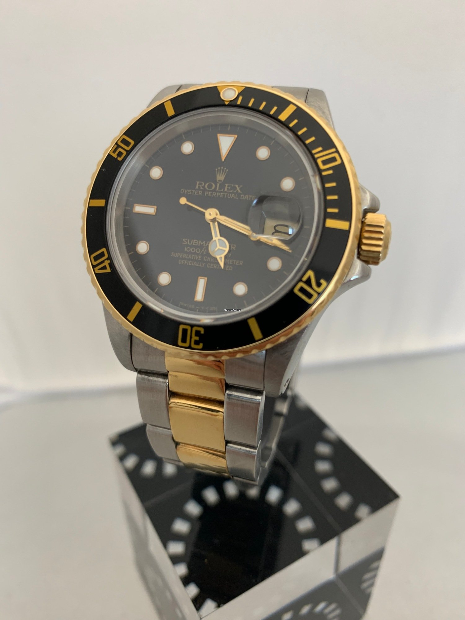 Rolex Submariner Date TWO TONE for $7,217 for sale from a