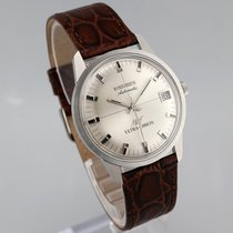 Longines Steel 34.5mm Automatic pre-owned