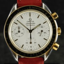 Omega Speedmaster Reduced Gold/Steel 39mm Gold No numerals