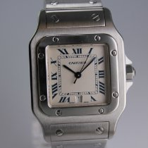 Cartier Santos Galbée 1564 1997 gebraucht