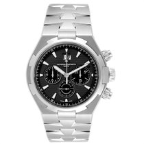 Vacheron Constantin Overseas Chronograph Steel 42.5mm Black United States of America, Georgia, Atlanta