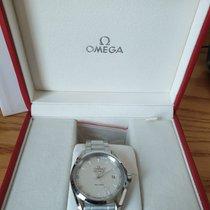 Omega Seamaster Aqua Terra 231.10.39.60.02.001 2015 new